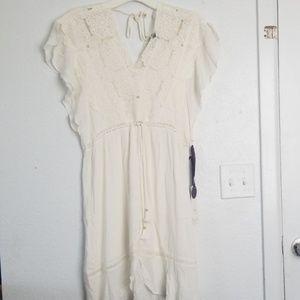 NWT Hale Bob knee length dress
